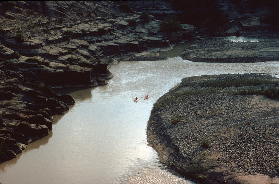 WOULDN'T THAT BE RIO GRANDE? by Dan W. Reicher